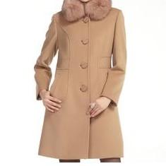 不能根据价格来判断羊绒大衣的好坏要根据科学的挑选方法