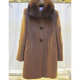 对最新款男式羊绒大衣的原材料无毛绒进行的初检的办法简述